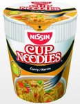 Cup Noodles Chicken & Curry (8 unidades)