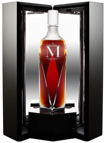 Whisky The Macallan M Decanter
